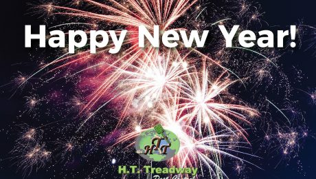Treadway Happy New Years graphic